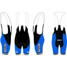 Ipswich Bicycle Club Bespoke Men's Bib Shorts - XSmall