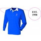 Diss Rugby Club Limited Edition Junior Classic Long Sleeve Rugby Shirt
