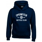 Ipswich Bicycle Club Unisex Adults College Style Hoodie
