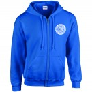 Ipswich Bicycle Club Unisex Adults Classic Zip Up Hoodie
