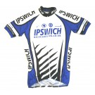 Ipswich Bicycle Club Bespoke Ladies Short Sleeve Jersey with Full Zip - XSmall