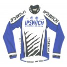 Ipswich Bicycle Club Bespoke Men's Long Sleeve Jersey with Full Zip