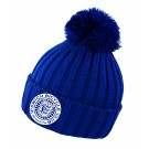 Ipswich Bicycle Club Adult Knitted Bobble Hat