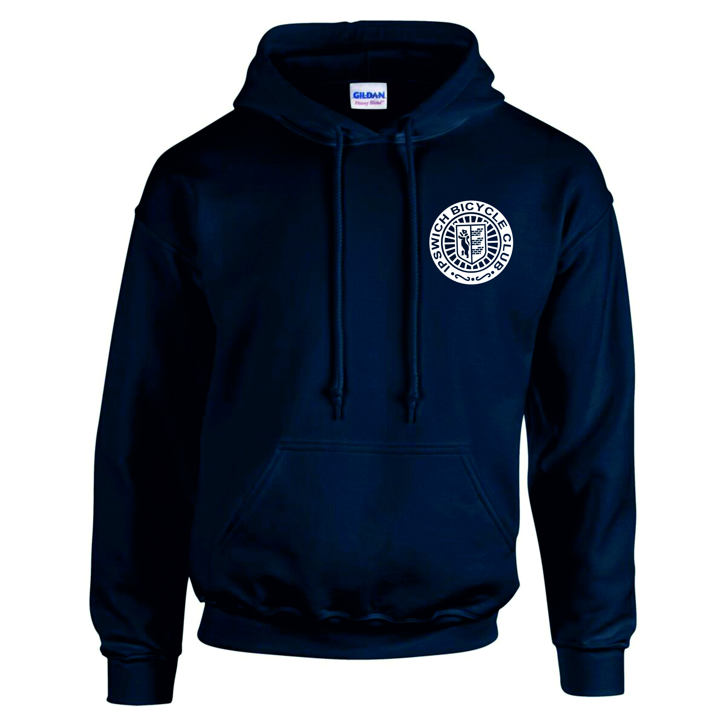 Ipswich Bicycle Club Unisex Adults Classic Hoodie