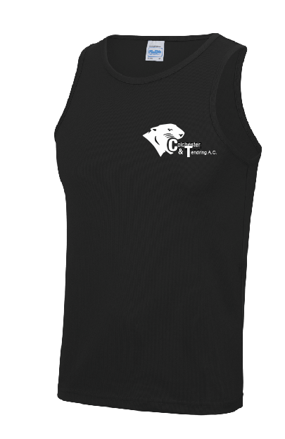 CATS Adults Cool Running Vest