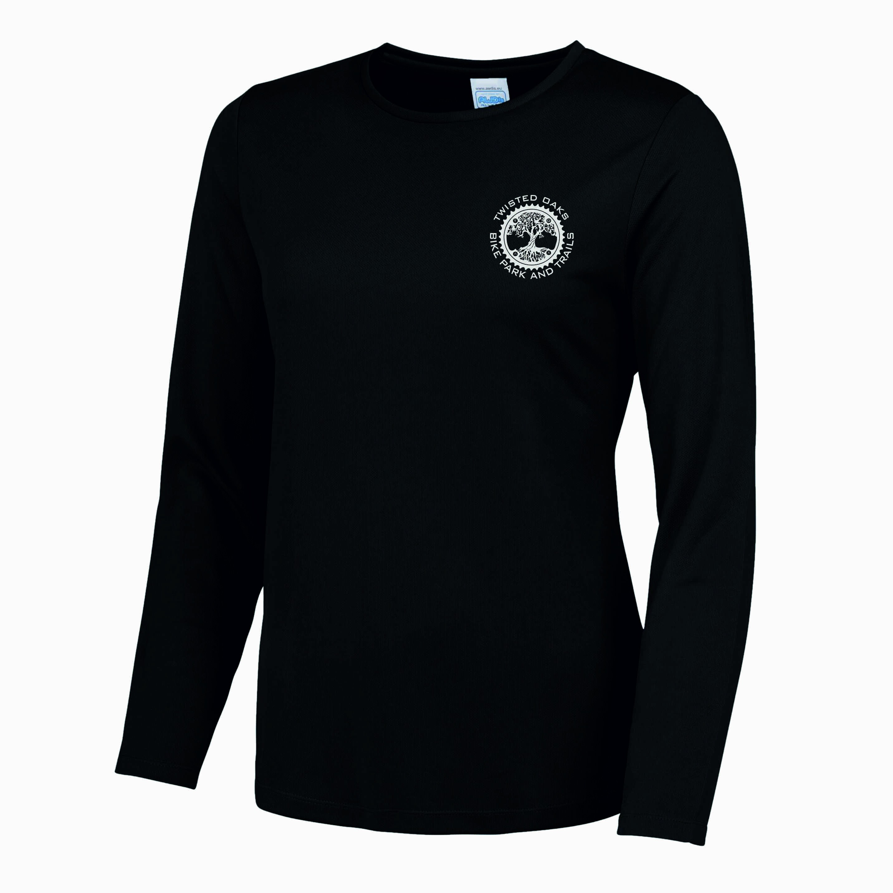 Twisted Oaks Ladies Performance Long Sleeve T-Shirt