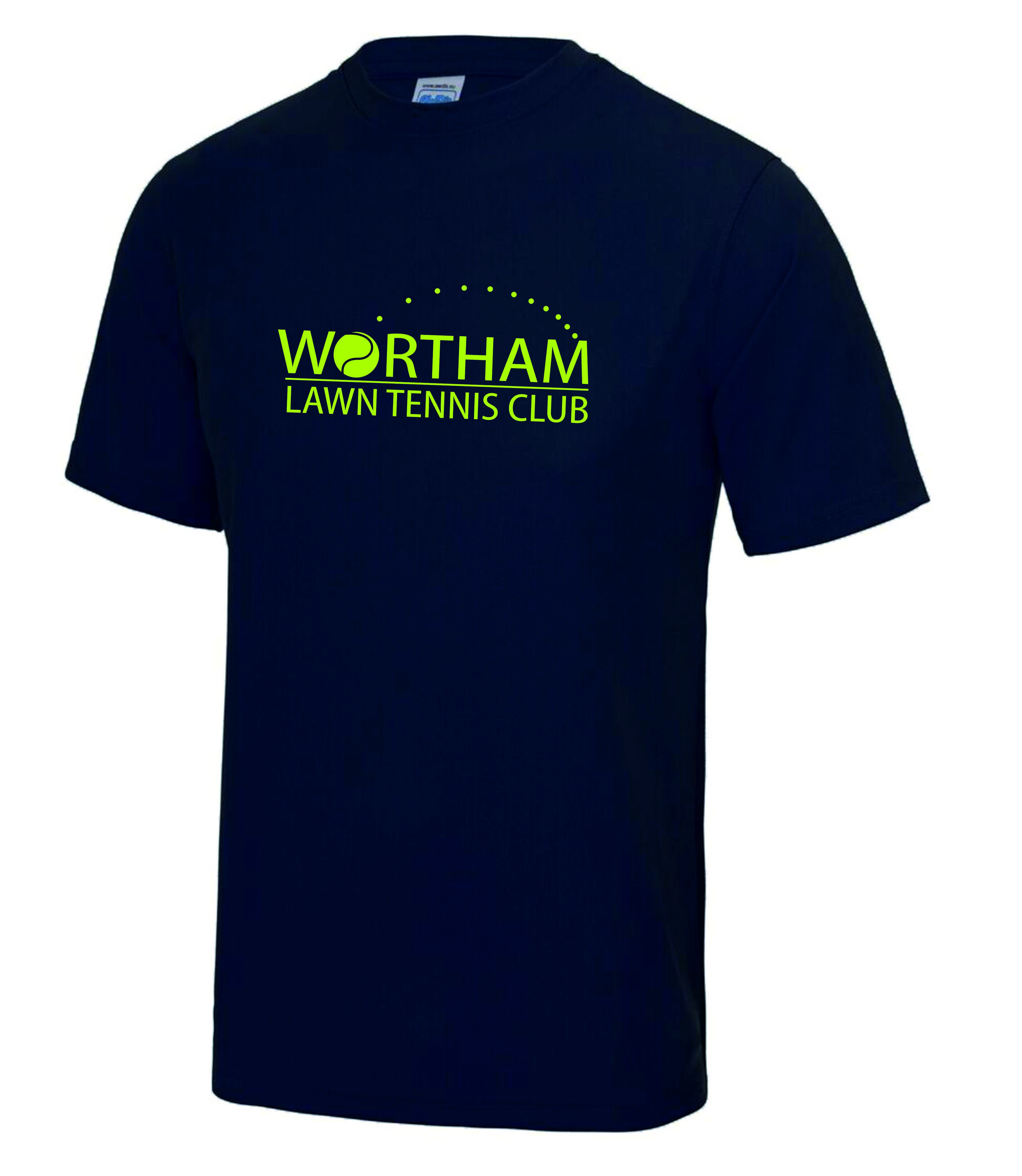 Wortham Tennis Club Junior Performance T-Shirt