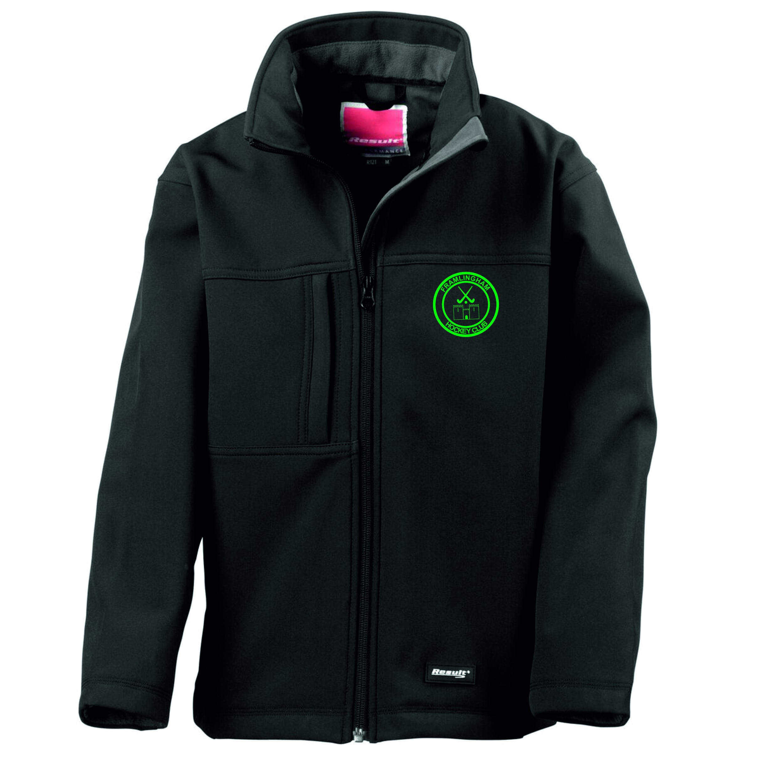 Framlingham Hockey Club Junior Softshell Jacket