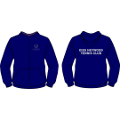 Heywood Sports and Fitness Club  - Diss Heywod Tennis Club Adult Zip Up Hoodie