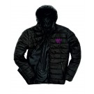 Official Cake Gang Soft Padded Black Jacket