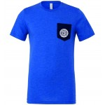 Ipswich Bicycle Club Unisex Adults Pocket T-shirt