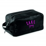 Official Cake Gang Black Wash Bag