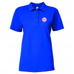 Eastern Masters Athletics Club Ladies Softstyle Polo Shirt