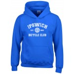Ipswich Bicycle Club Junior College Style Hoodie