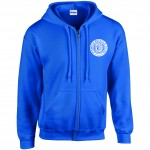 Ipswich Bicycle Club Unisex Junior Classic Zip Up Hoodie
