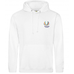 Westbourne Academy Arctic White Pullover Leavers Hoodie