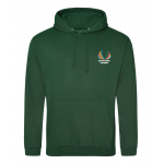 Westbourne Academy Bottle Green Pullover Leavers Hoodie