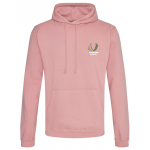 Westbourne Academy Dusty Pink Pullover Leavers Hoodie