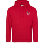 Westbourne Academy Fire Red Pullover Leavers Hoodie