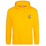 Westbourne Academy Gold Pullover Leavers Hoodie
