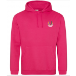 Westbourne Academy Hot Pink Pullover Leavers Hoodie