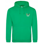 Westbourne Academy Kelly Green Pullover Leavers Hoodie