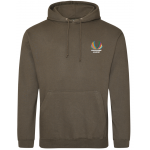 Westbourne Academy Olive Green Pullover Leavers Hoodie