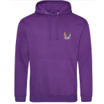 Westbourne Academy Purple Pullover Leavers Hoodie