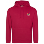 Westbourne Academy Red Hot Chilli Pullover Leavers Hoodie