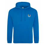 Westbourne Academy Sapphire Blue Pullover Leavers Hoodie