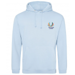 Westbourne Academy Sky Blue Pullover Leavers Hoodie