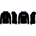 Videre Race Team Adult Contrast Pullover Hoodie