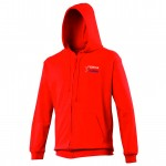 The Norfolk Academy of Gymnastics Adult Zip Up Hoodie