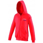 The Norfolk Academy of Gymnastics Junior Zip Up Hoodie