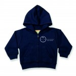 Merbabies Swim School Toddler Full Zip Hoodie