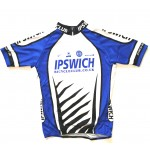 Ipswich Bicycle Club Bespoke Junior Short Sleeve Jersey - 7-8 Years
