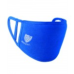 Diss Rugby Club Official Royal Blue Face Mask