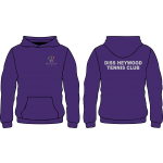 Heywood Sports and Fitness Club  - Diss Heywood Tennis Club Adult Pullover Hoodie