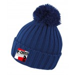 IP-Cross One Size Bobble Hat