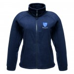 Diss RFC Ladies Navy Blue Fleece