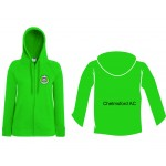 Chelmsford Athletics Club Ladies Lightweight Zip Up Hoodie